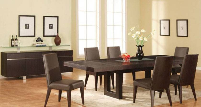 Modern Dining Room Sets Furniture