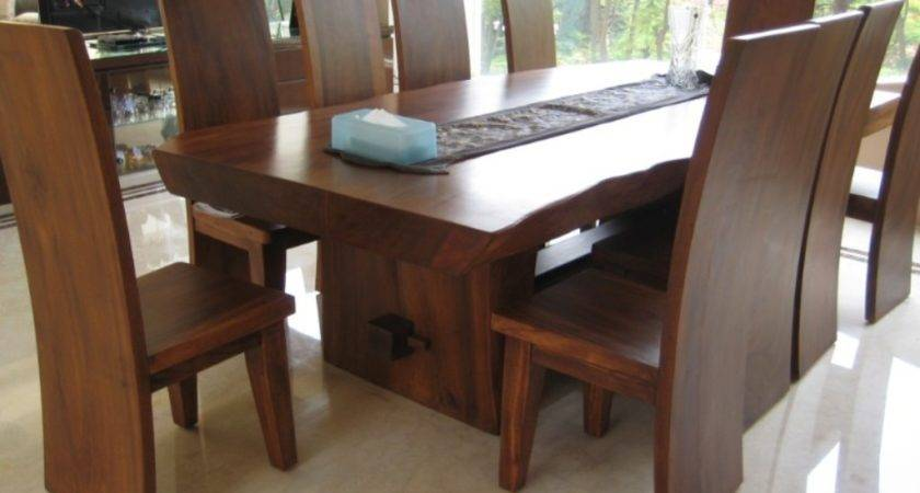 Modern Dining Room Tables Solid Wood Busca