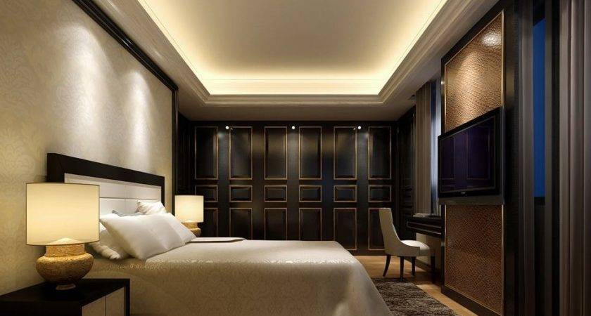 Modern Elegant Bedroom Interior Design House