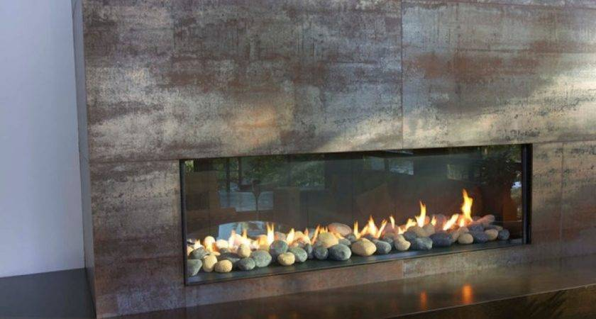 Modern Fireplaces Fireplace Wide