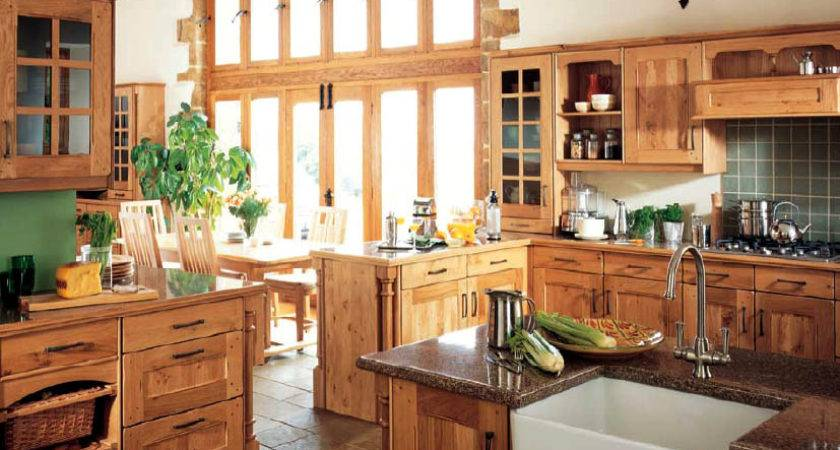 Modern Furniture Country Style Kitchens Decorating Ideas