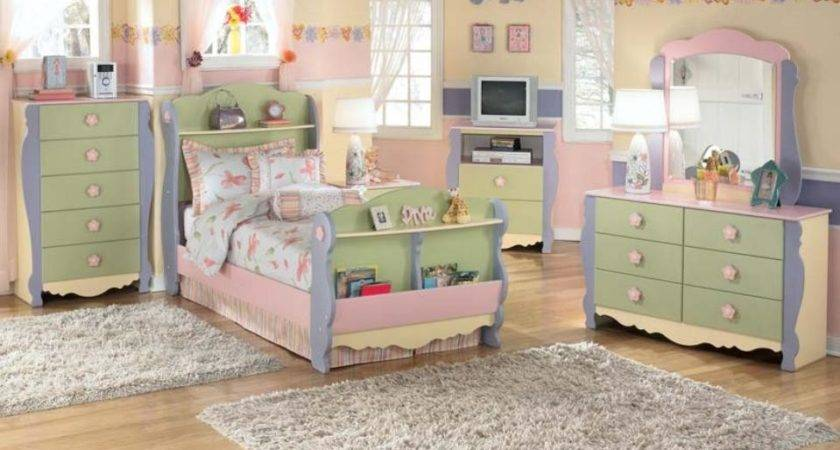 Modern Girls White Bedroom Furniture Sets Create