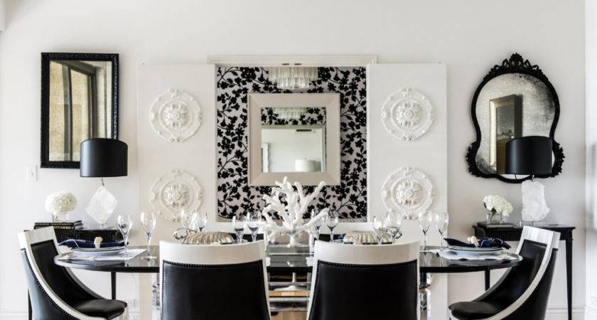 Modern Glamour Apartment Interior Design