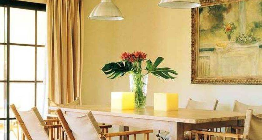Modern Home Yellow Wall Painting Designs