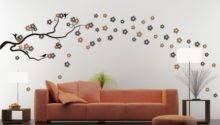Modern Homes Interior Decoration Wall Painting Designs