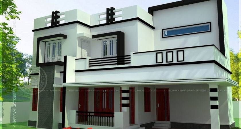 Modern House Design Roof Deck Roofing