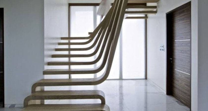 Modern Interior Staircase Design Ideas Luxury Lovers