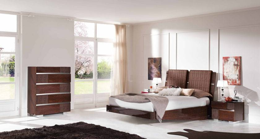 Modern Italian Bedroom Furniture Raya