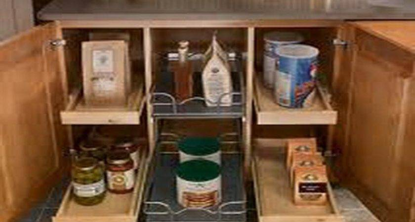 Modern Kitchen Cabinets Storage Solutions Pantry