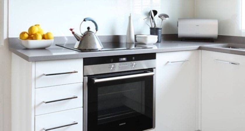 Modern Kitchen Small Space Smart Home
