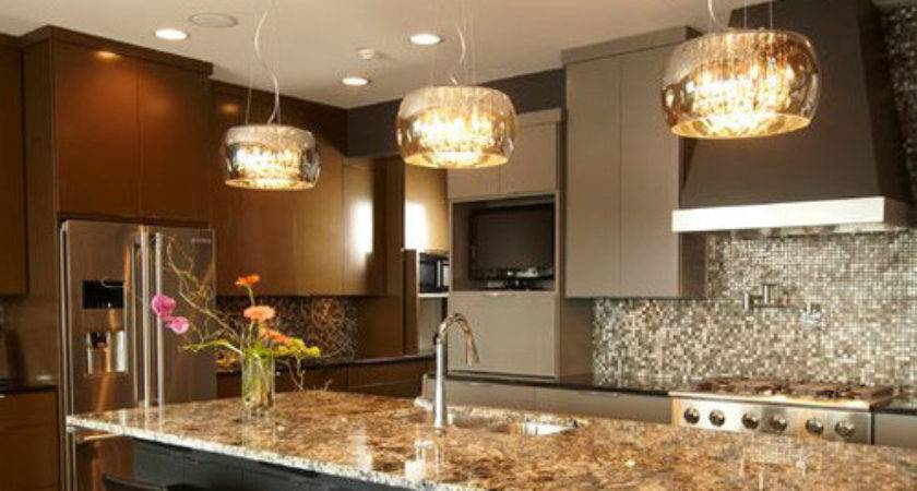 Modern Lighting Ideas Kitchens