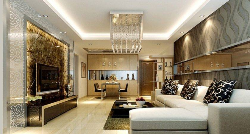 Modern Living Dining Room Designs House
