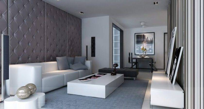 Modern Living Rooms Far East