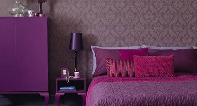 Modern Purple Bedroom Chest Drawers Lilac Rug