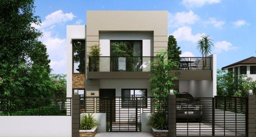 Modern Small Two Story House Plans New Best Storey