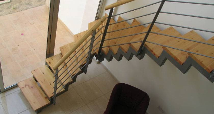 Modern Stair Banisters Technometaliki