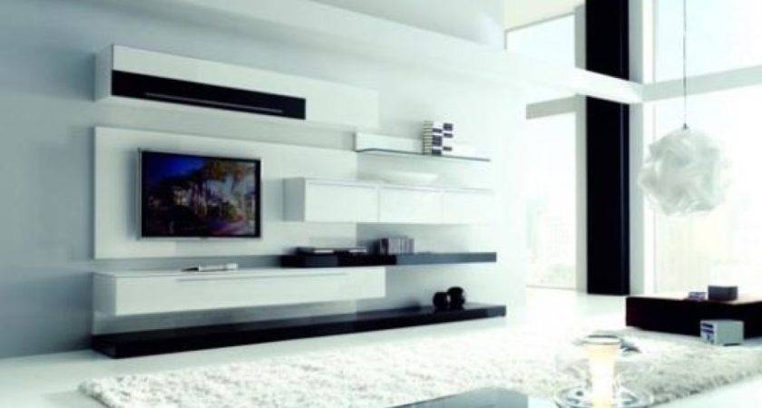 Modern Wall Unit Designs Living Room Onyoustore