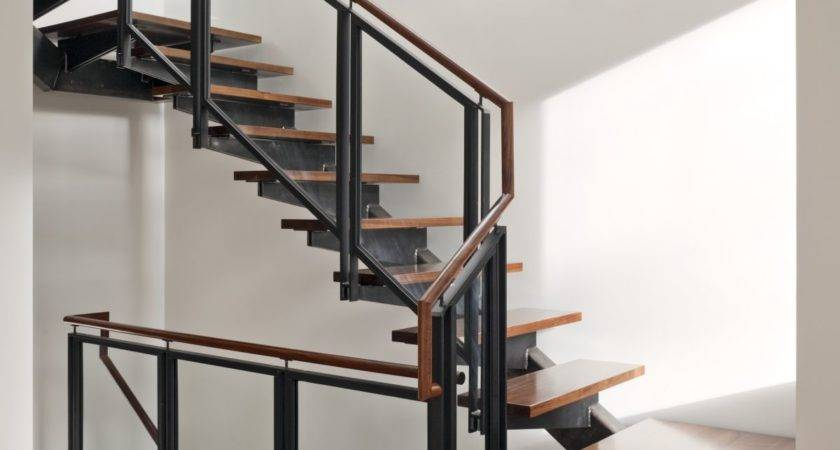 Modern Wooden Stairs Interior Ideas