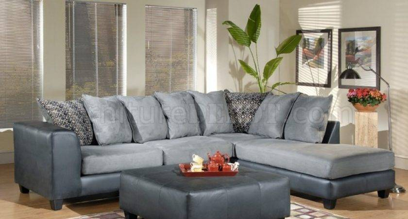 Modular Sectional Sofa Charcoal Grey Couch Decorating