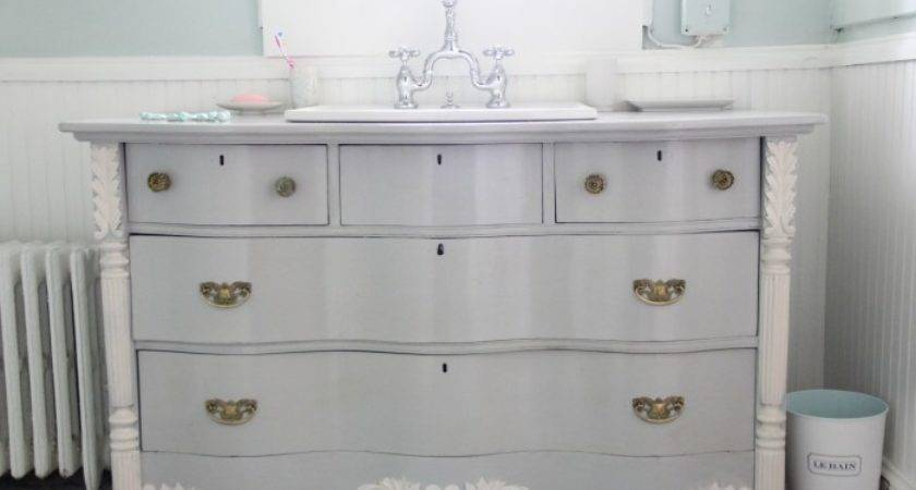 Monday Makeover Tips Turning Dresser Into