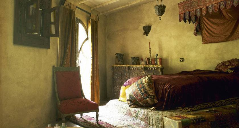 Moroccan Bedroom Photos