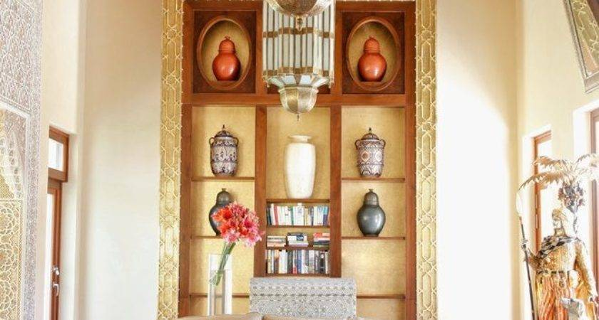 Moroccan Style Cushion Ideas Living Room Contemporary