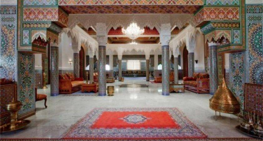 Moroccan Style Mansion Sale Houston Inman
