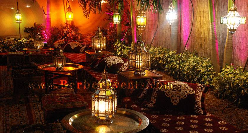 Moroccan Themed Berber Events Blog