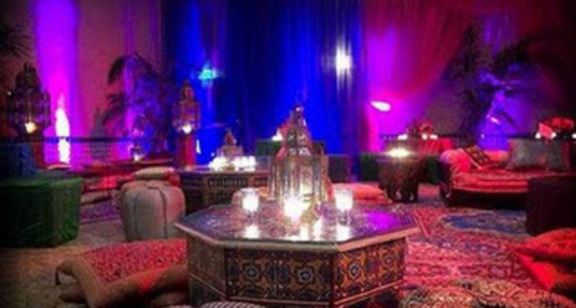 Moroccan Themed Event Party Connection Your
