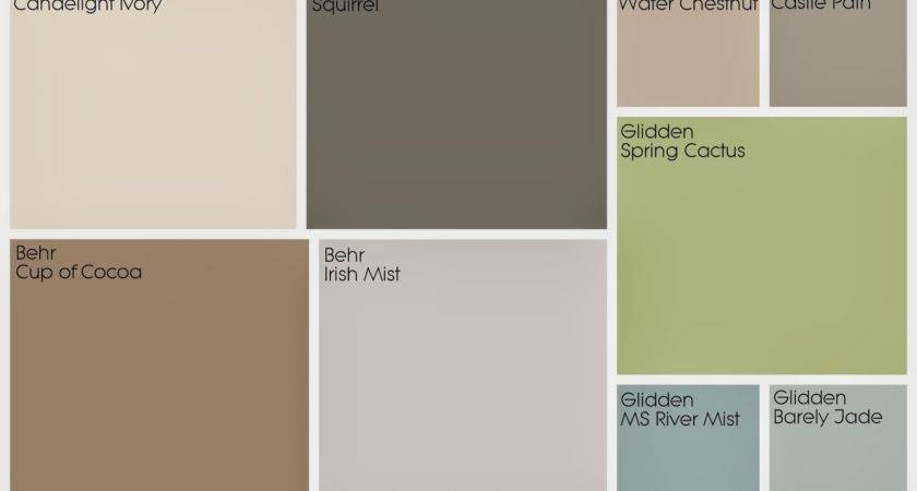 Most Popular Interior Paint Color Cabinet