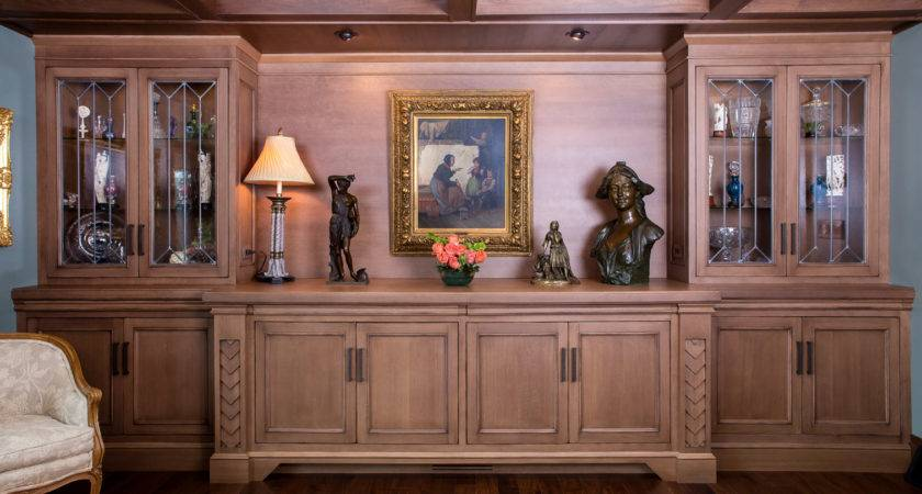 Mullet Cabinet Traditional Dining Room Built