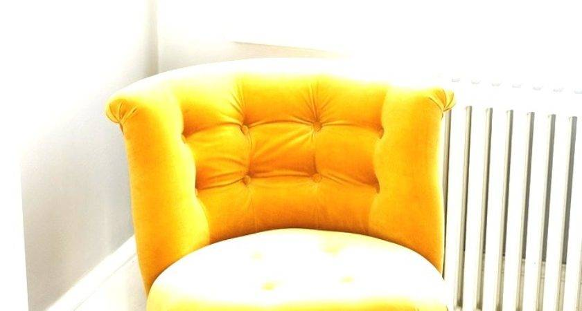 Mustard Yellow Accent Chair Unique