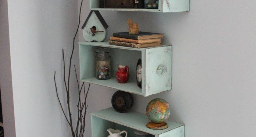 Namely Original Drawers Turned Shelves
