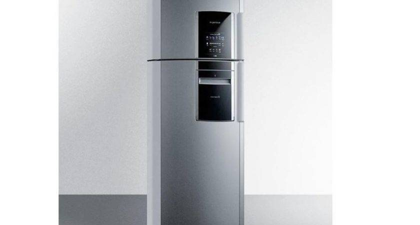 Narrow Refrigerators Give Your Kitchen More Space