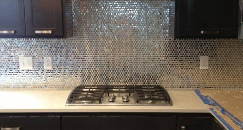 Need Suggestions Keeping White Backsplash Grout Clean