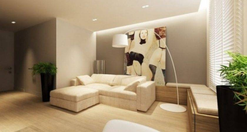 Neutral Interiors Cool Contemporary Homes