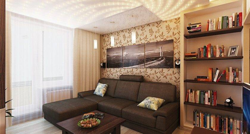 Neutral Living Room Decor Scheme Interior Design Ideas
