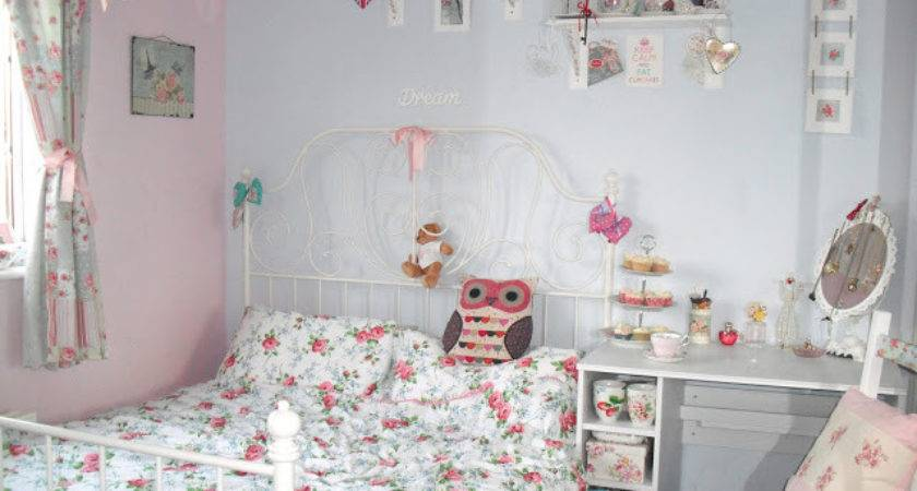 New Furniture Shabby Chic Bedroom Tour