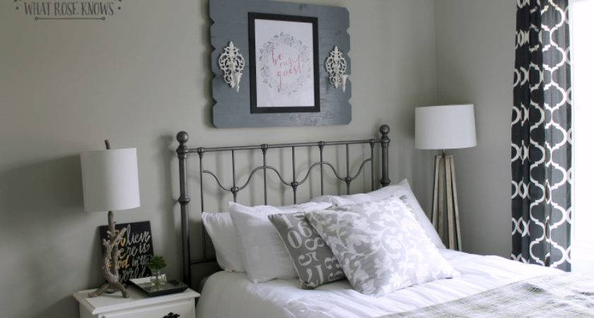 New Guest Room Wall Art Giveaway Rose Knows