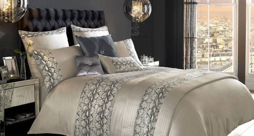 New Kylie Minogue Bed Linen Collection Pure Glamour