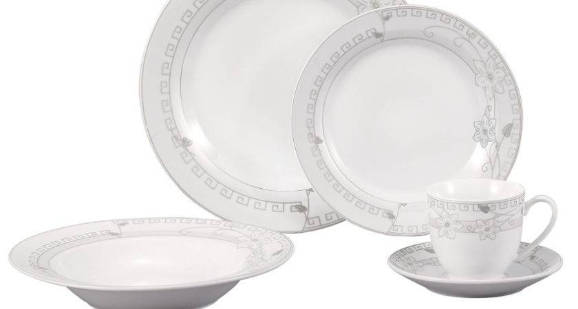 New Lorren Home Trends Piece Porcelain China