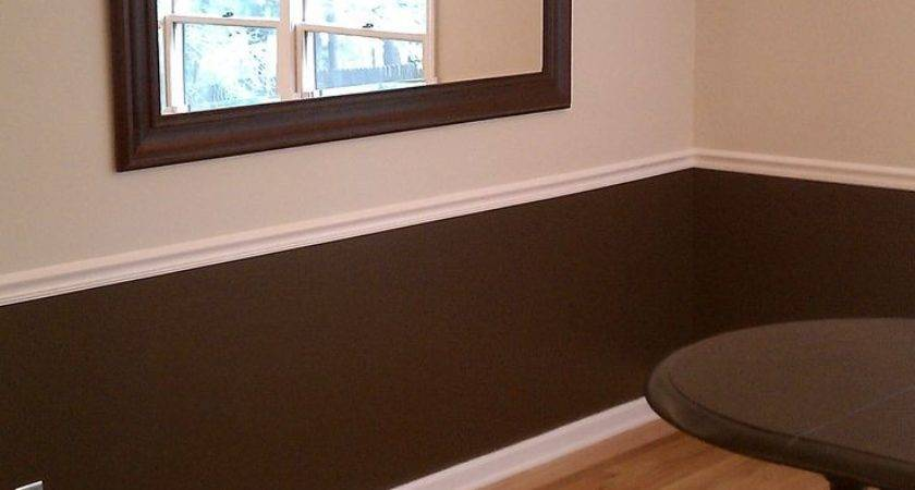 New Room Living Paint Ideaswall Best Two Toned Walls