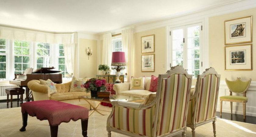 Newest Trends Living Room Paint Color Schemes Home