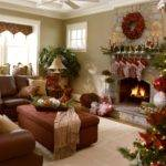 Nine Ideas Welcome Christmas Spirit Interior