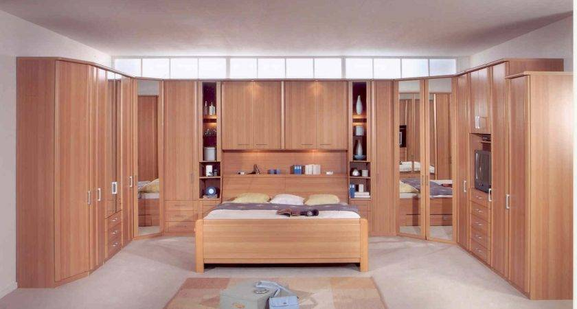 Oak Fitted Bedroom Furniture Raya