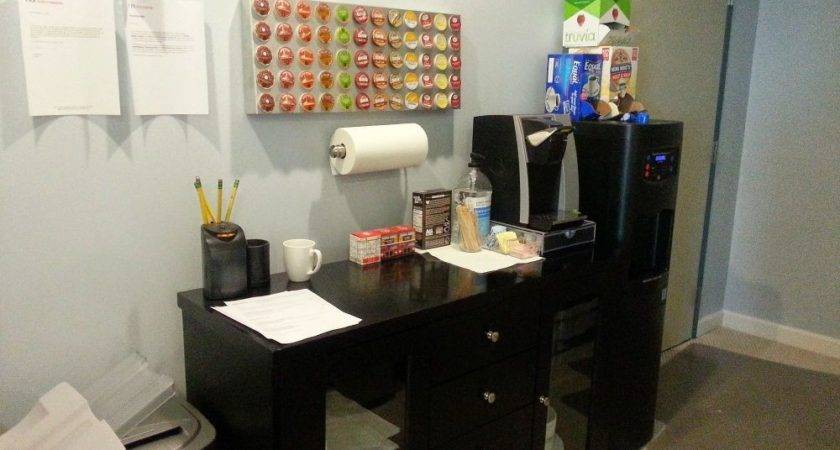 Office Coffee Stations