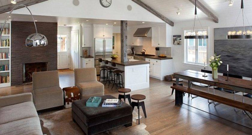 Old Bungalow California Gets Contemporary Makeover