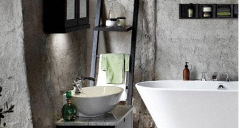 Old Meets New Scandinavian Bathroom Svea