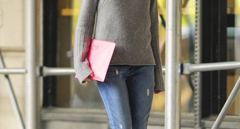 Olivia Palermo Effortless Chic Get Look Less