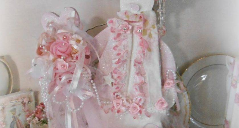 Olivia Romantic Home Shabby Chic Pink Christmas